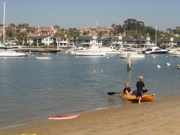 balboa island-kayak